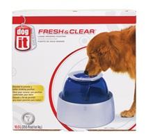 Abreuvoir Fresh & Clear Dogit Design, grand, 10,5L (355ozliq.)