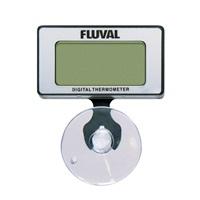 Thermomètre numérique Fluval avec ventouse et affichage en degré Celsius pour aquarium