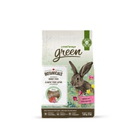 Aliment Botanicals Living World Green pour lapins juvéniles, 1,36 kg (3 lb)