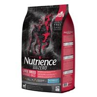 Aliment Nutrience SubZero Sans grains pour chiens de grande race, Gibier des Prairies, 10 kg (22 lb)