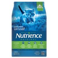 Aliment Nutrience Original, Chatons en santé, Poulet avec riz brun, 2,5kg (5,5 lb)