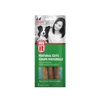 Bâtonnets de bœuf Coupe naturelle Dogit, 12,7-15,2cm (5-6po), paquet de 3