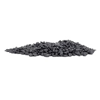 Gravier Marina Betta, noir, 500 g (1,1 lb)
