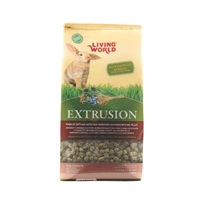 Aliment Extrusion Living World pour lapins, 1,4 kg (3,3 lb)