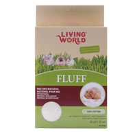 Duvet Living World pour hamsters, 60g (2oz)