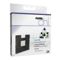 Blocs de mousse pour aquarium Chi Fluval, paquet de 2