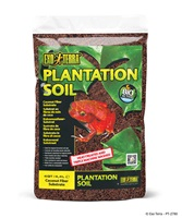 Substrat tropical Plantation Soil Exo Terra, sac plat, 4,4 L (4 pte)