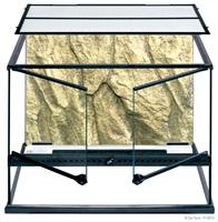 Terrarium en verre Exo Terra, moyen, très haut, 60 x 45 x 90 cm (24 x 18 x 36 po)