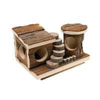 Accessoires-pour-cage-en-bois-naturel