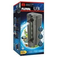 Filtre submersible Fluval U3, pour aquariums contenant de 90 à 150L (de 24 à 40 gal US)
