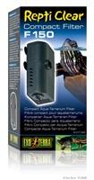 Filtre compact Repti Clear F150 Exo Terra pour terrariums