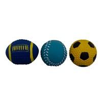 Assortiment de 6 jouets Fun Toys Dogit avec organe sonore, 2x72800, 2x72802 et 2x72804