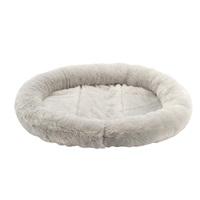 Coussin DreamWell Dogit pour dormir, gris, 43 x 32 x 5cm (17 x 14 x 2po)