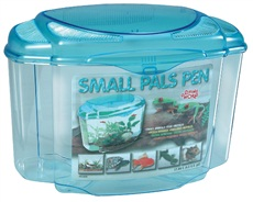 Habitat Small Pals Pen Living World, très très grand, 17,04 L (4,5 gal US)
