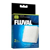 Blocs de mousse pour filtre à moteur Fluval C2, paquet de 2