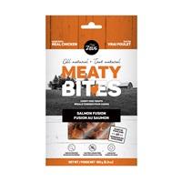 Bouchées Meaty Bites Zeus, Fusion au saumon, 150 g (5,3 oz)