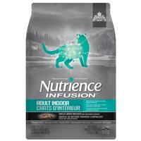 Aliment Nutrience Infusion pour chats d'intérieur adultes, Poulet, 1,13 kg (2,5 lb)