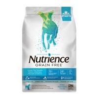 Aliment Nutrience Sans grains pour chiens, Poisson océanique, 2,5 kg (5,5 lbs)