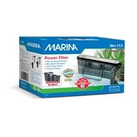 Filtre à moteur Slim Marina S15, pour aquariums jusqu'à 57L (15galUS)