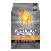 Aliment Nutrience Infusion pour chiens adultes de grande race, Poulet, 2,27 kg (5 lb)