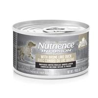 Pâté Nutrience Infusion, Canard du lac Brome, 170g (6oz)