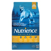 Aliment Nutrience Original, Adultes de race moyenne, Poulet et riz brun, 11,5 kg (25 lb)