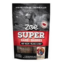 Super barres Zoë, Recette au bœuf, 170 g (6 oz)