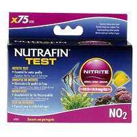 Trousse d'analyse de nitrite (0,0-3,3mg/L) Nutrafin