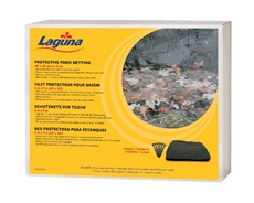 Filet protecteur pour bassin Laguna, noir, 6 x 9m (20 x 30pi)