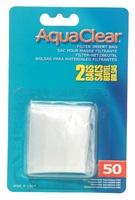 Sacs pour masse filtrante AquaClear 50/200, paquet de 2