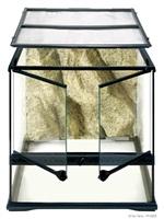 Terrarium en verre Exo Terra, petit, large, 45 x 45 x 45 cm (18 x 18 x 18 po)