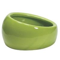 Bol ergonomique Living World en céramique, vert, petit, 120ml (4,22oz liq.)