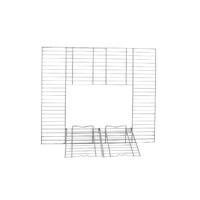 Grillage avant avec portes pour cages Vision modèles S01 et S02