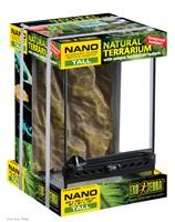 Terrarium en verre Exo Terra, nano, haut, 20 x 20 x 30 cm (8 x 8 x 12 po)