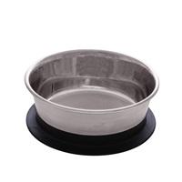 Bol-ventouse antidérapant Dogit en acier inoxydable pour chiens, 450 ml (15,2ozliq.)