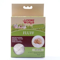 Duvet Living World pour hamsters, 28 g (1 oz)