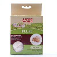 Duvet Living World pour hamsters, 28g (1oz)