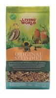 Graines Living World pour perruches calopsittes et inséparables, 908g (2lb)