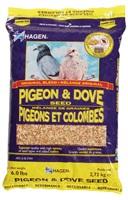 Mélange de graines de base EVM Hagen pour pigeons et colombes, 2,72kg (6lb)