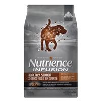Aliment Nutrience Infusion pour chiens âgés en santé, 10 kg (22 lb)