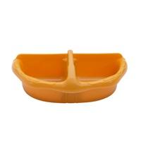 Auget Vision à graines et à eau, orange