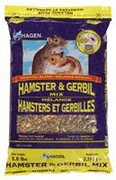 Mélange de base EVM Hagen pour hamsters et gerbilles, 2,26kg (5lb)