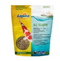 Aliment flottant Toutes saisons Laguna pour poissons rouges et koïs, 2 kg (4,4 lb)
