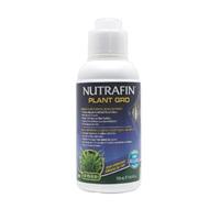 Supplément Plant Gro Nutrafin, micronutriments essentiels pour plantes aquatiques, 250ml (8,4ozliq.)