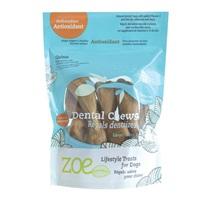 Régals dentaires sains Zoe, Antioxydant, grands, 253 g (8,9 oz)