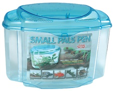 Habitat Small Pals Pen Living World, grand, 8,75 L (2,25 gal US)
