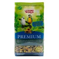 Mélange Premium Living World pour grands perroquets, 1,7kg (3,7lb)