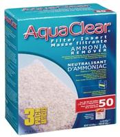 Neutralisant d'ammoniaque pour filtre AquaClear 50/200, 429g (15 oz), paquet de 3