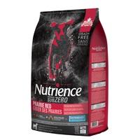 Aliment Nutrience SubZero Sans grains pour chiens, Gibier des Prairies, 10 kg (22 lb)