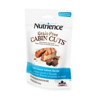 Régals pour chiens Grain Free Cabin Cuts Nutrience, Saumon glacé à l'érable, 170 g (6 oz)